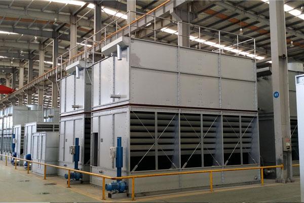 闭式冷却塔在工业制冷之中的运用