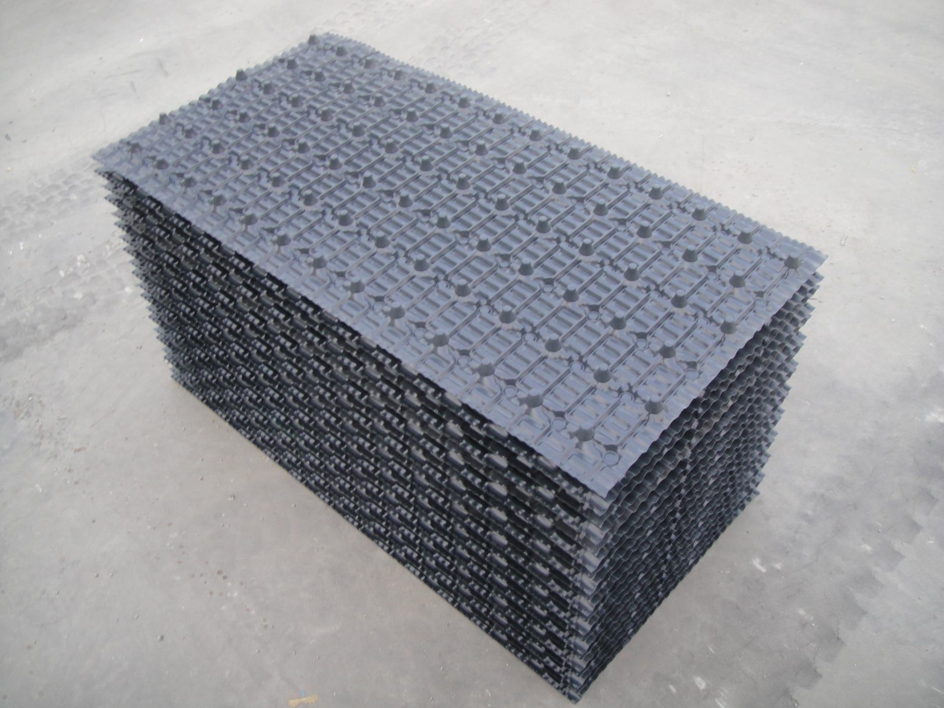 如何高效的更换闭式冷却塔填料?