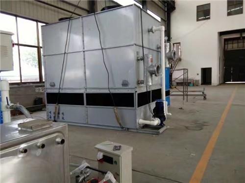 在不同的使用状况下闭式冷却塔的防冻措施应该如何做?