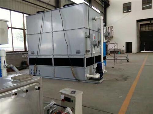 闭式冷却塔喷淋系统