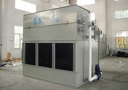 冷却塔在选型时需要注意哪些基本原则?