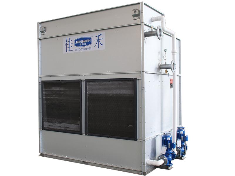 为什么闭式冷却塔要进行定期排污?