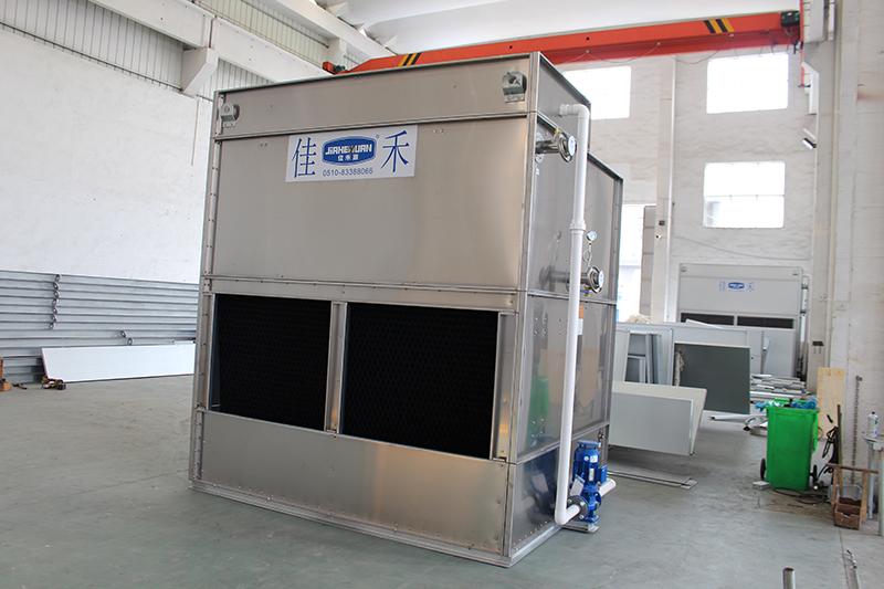 横流式闭式冷却塔(304不锈钢面板)