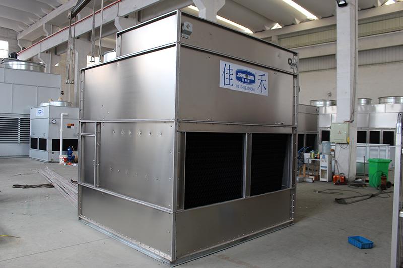 闭式冷却塔排水
