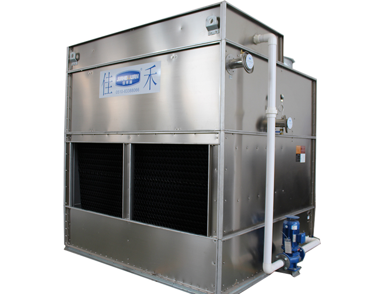 镀镁铝锌板闭式冷却塔的产品图片
